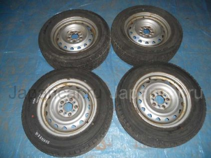 Зимние колеса Dunlop 205/65 15 дюймов б/у в Барнауле
