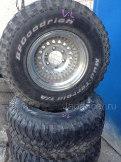 Грязевые колеса Bf goodrich Null 31X/10.5 15 дюймов Null б/у в Уссурийске