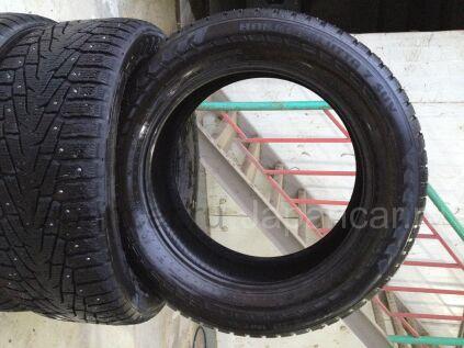 Зимние шины Nokian tyres Hakkapeliitta 7 suv 285/50 20 дюймов б/у во Владивостоке