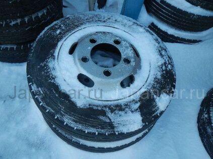 Летниe колеса Dunlop 6.50/- 165 дюймов б/у во Владивостоке