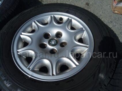 Диски 16 дюймов Jaguar б/у в Челябинске