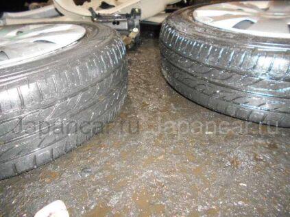 Летниe шины Dunlop 155/65 14 дюймов б/у в Уссурийске