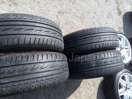 Летниe шины Bridgestone Luft rv 215/60 17 дюймов б/у в Челябинске