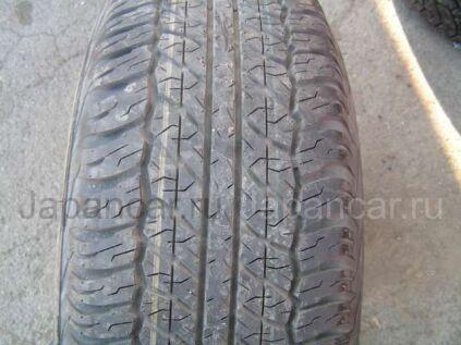 Летниe шины Dunlop Grandtrek at20 275/70 16 дюймов б/у во Владивостоке