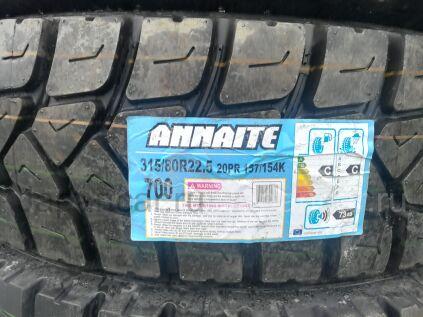 Всесезонные шины Annaite 700 315/80 225 дюймов новые во Владивостоке