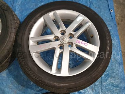 Летниe колеса Bridgestone Playz px-c 185/60 16 дюймов Toyota б/у в Барнауле