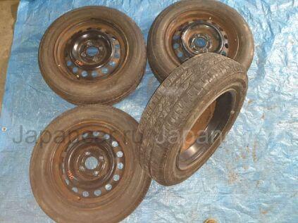 Летниe шины Bridgestone Ecopia 165/70 14 дюймов б/у в Барнауле