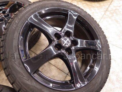 Зимние колеса Pirelli ice asimetrico 225/45 17 дюймов Borbet ширина 7 дюймов вылет 48 мм. б/у во Владивостоке