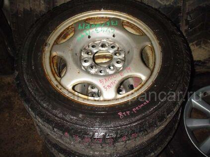 Зимние шины Goodyear 175/70 14 дюймов б/у в Уссурийске