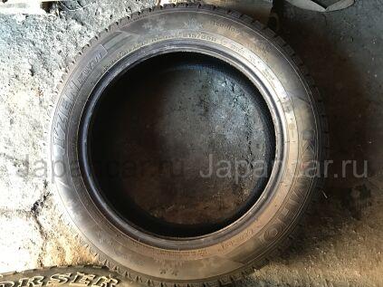 Всесезонные шины Kumho Izen kv31 215/55 17 дюймов б/у во Владивостоке