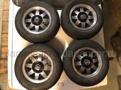 Летниe колеса Barum Brillantis 195/70 14 дюймов Yokohama ширина 5 дюймов вылет 25 мм. б/у во Владивостоке