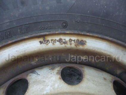 Всесезонные шины Yokohama 185/80 14 дюймов б/у в Уссурийске