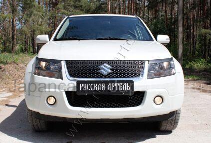 Накладки на фары на Suzuki Grand Vitara во Владивостоке