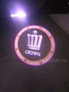 Логотипы на Toyota Crown во Владивостоке