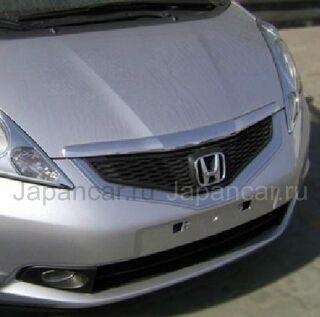 Накладка на бампер на Honda Fit в Хабаровске