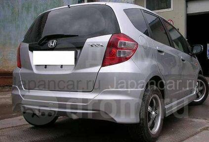 Губа на Honda Fit во Владивостоке