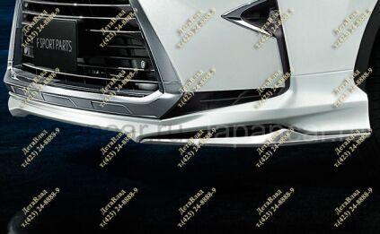 Комплект аэрообвесов на Lexus RX во Владивостоке