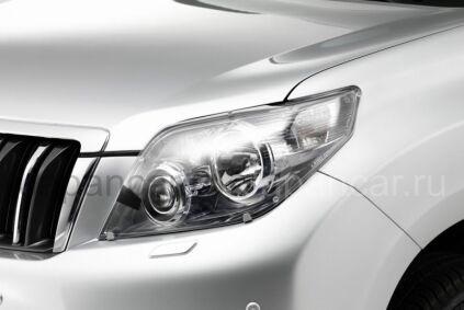 Защита на оптику на Toyota Land Cruiser 100 во Владивостоке