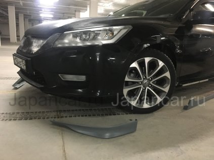 Накладка на бампер на Honda Accord в Новосибирске