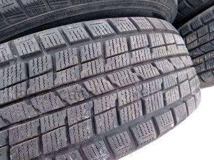 Зимние шины Dunlop Dsx 215/60 16 дюймов б/у в Челябинске