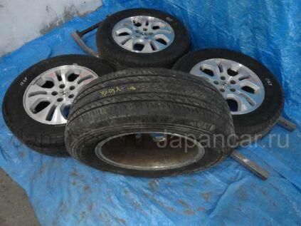 Летниe шины Bridgestone Dueler hl 235/65 17 дюймов б/у в Барнауле