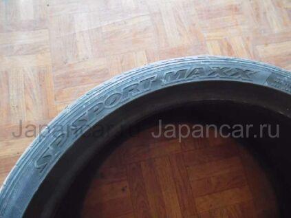 Летниe шины Dunlop Sp sport maxx 285/35 21 дюйм б/у в Красноярске