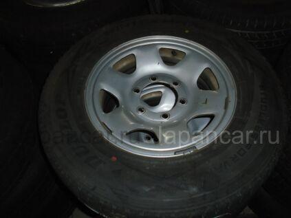Всесезонные колеса Dunlop Winter maxx 195/80 15 дюймов Япония б/у в Артеме