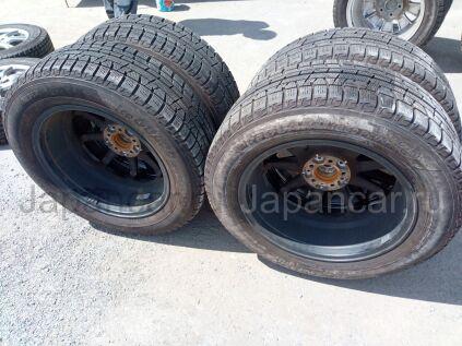 Зимние шины Yokohama Ig50 225/60 17 дюймов б/у в Челябинске