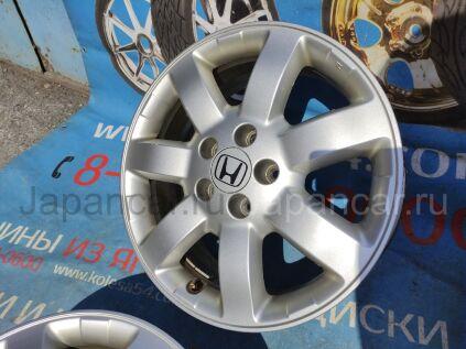 Диски 17 дюймов Honda ширина 6.5 дюймов вылет 50 мм. б/у в Новосибирске