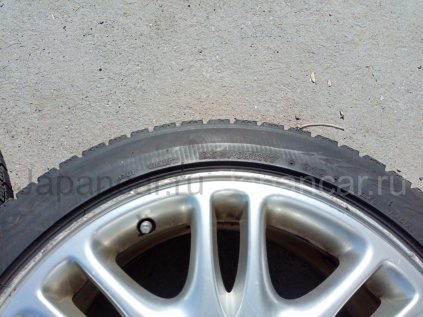 Зимние шины Bridgestone Blizzak vrx2 215/50 17 дюймов б/у в Челябинске