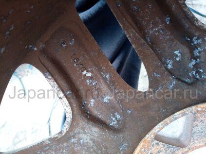 Диски 16 дюймов Subaru ширина 6.5 дюймов вылет 48 мм. б/у в Челябинске
