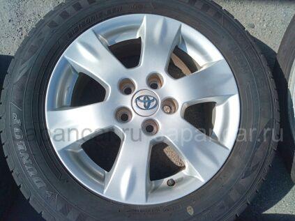 Диски 16 дюймов Toyota ширина 6.5 дюймов вылет 39 мм. б/у в Челябинске