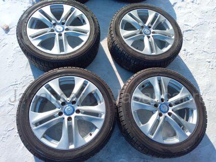 Диски 17 дюймов Mercedes ширина 7.5 дюймов вылет 45 мм. б/у в Челябинске
