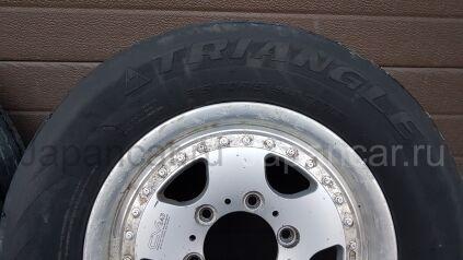 Летниe колеса Bridgestone 215/70 15 дюймов б/у в Комсомольске-на-Амуре