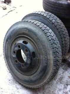 Зимние колеса Yokohama Studless 7.50/- 16 дюймов б/у во Владивостоке