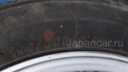 Летниe колеса Toyota Allion 195/65 15 дюймов б/у во Владивостоке