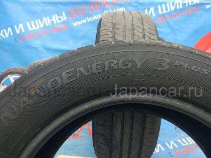 Летниe шины Toyo Nanoenergy 3plus 215/60 16 дюймов б/у в Новосибирске