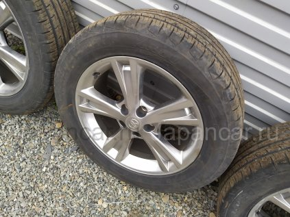 Всесезонные колеса Kenda 235/55 18 дюймов Toyota б/у во Владивостоке