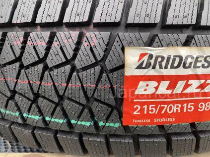 Зимние шины Япония Bridgestone blizzak dm-v2 215/70 1598 дюймов новые во Владивостоке