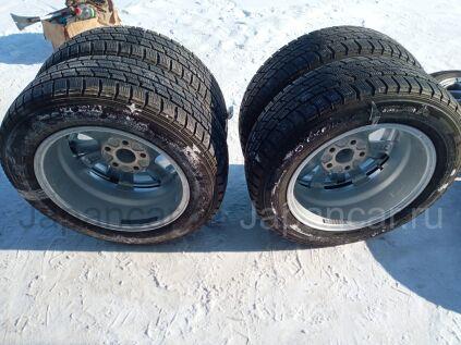 Зимние шины Goodyear Ice navy zea ii 205/60 16 дюймов б/у в Челябинске