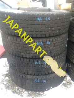 Колеса Bridgestone Blizzak revo969 165/- 14 дюймов б/у во Владивостоке