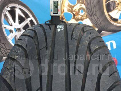 Летниe шины Nankang Ultra sport ns-2 235/45 17 дюймов б/у в Новосибирске
