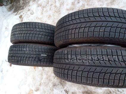 Зимние шины Michelin X-ice xi3 225/60 17 дюймов б/у в Челябинске