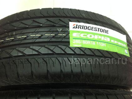 Летниe шины Bridgestone япония Bridgestone ecopia ep 850 265/60 18110 дюймов новые во Владивостоке
