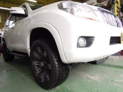 Пружина на Toyota Land Cruiser Prado во Владивостоке