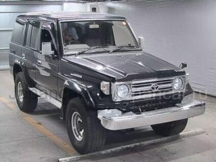 Toyota Land Cruiser 70 1995 года во Владивостоке