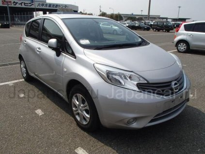 Nissan Note 2013 года в Японии, KOBE