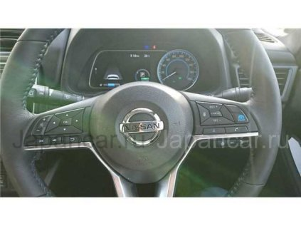 Nissan Leaf 2017 года во Владивостоке