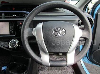 Toyota Aqua 2015 года во Владивостоке