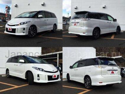 Toyota Estima 2016 года в Японии, TOYAMA